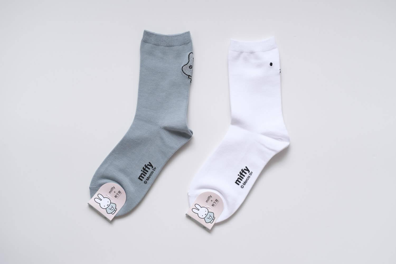 靴下屋×ミッフィーコラボ靴下が発売!おばけミッフィーなど刺繍がかわいい【レビュー】