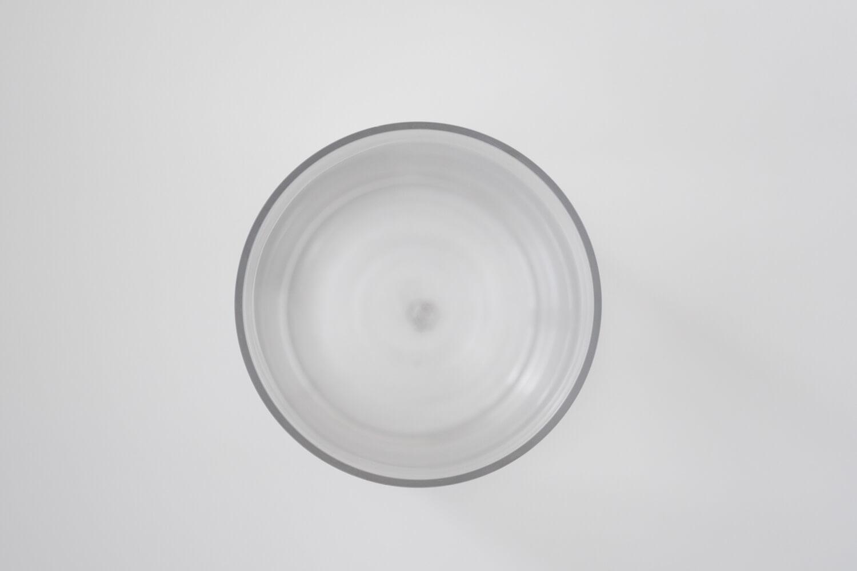 スパイスのラボグラス(LABO GLASS)フラワーベースのフチ部分