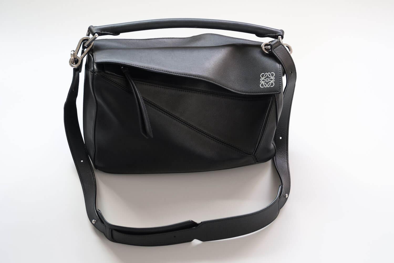 LAXUS(ラクサス)でレンタルしたバッグは、ロエベのパズルバッグです