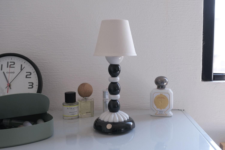 ずっと気になっていたリヤドロのライト「Palm Firefly Lamp」を購入しました!【レビュー】