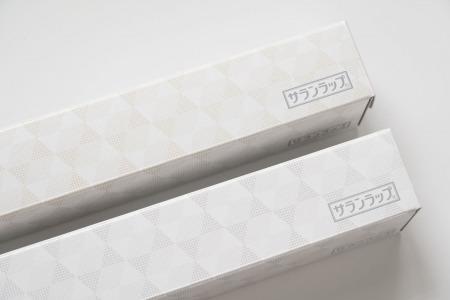 ロハコ限定デザインの旭化成サランラップ