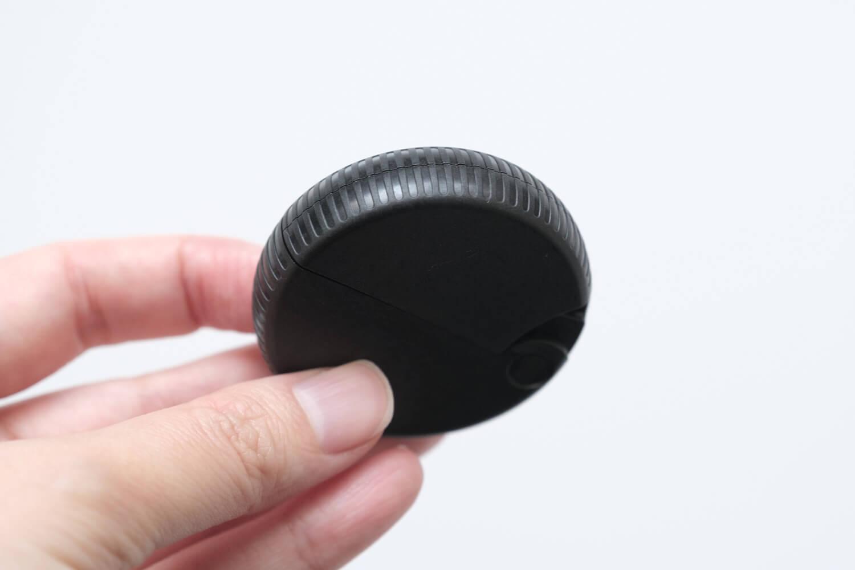 ミドリ ダンボールカッター ニューモデル 35409006(ブラック)本体側面