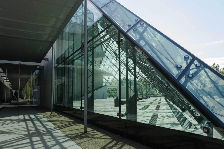 モエレ沼公園 ガラスのピラミッド8