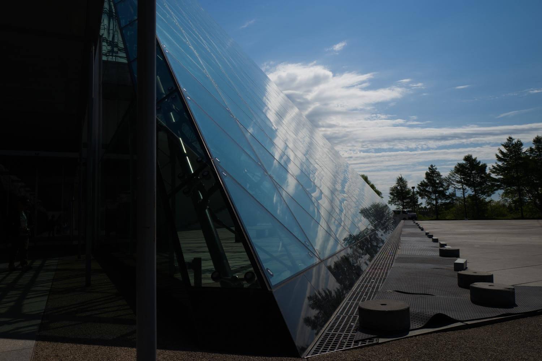 モエレ沼公園 ガラスのピラミッド9