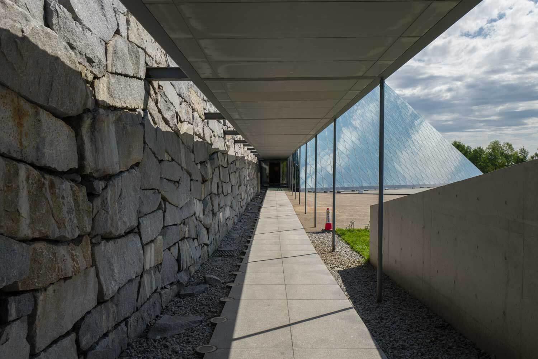 モエレ沼公園 ガラスのピラミッド12