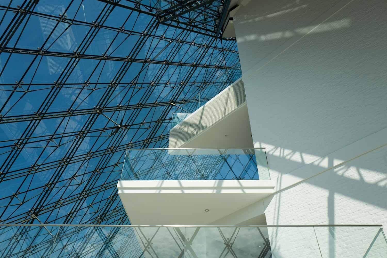 モエレ沼公園 ガラスのピラミッド14