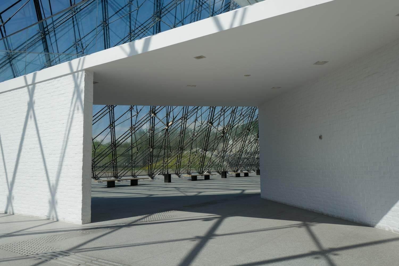 モエレ沼公園 ガラスのピラミッド15