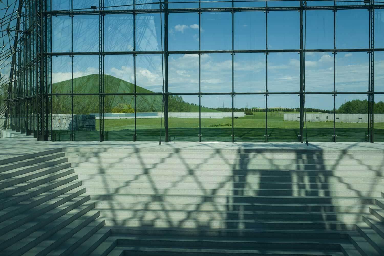 モエレ沼公園 ガラスのピラミッド16