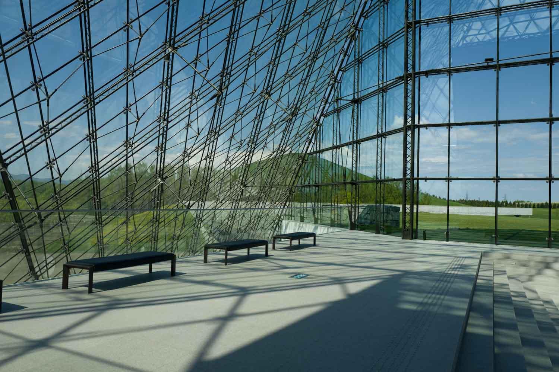 モエレ沼公園 ガラスのピラミッド17
