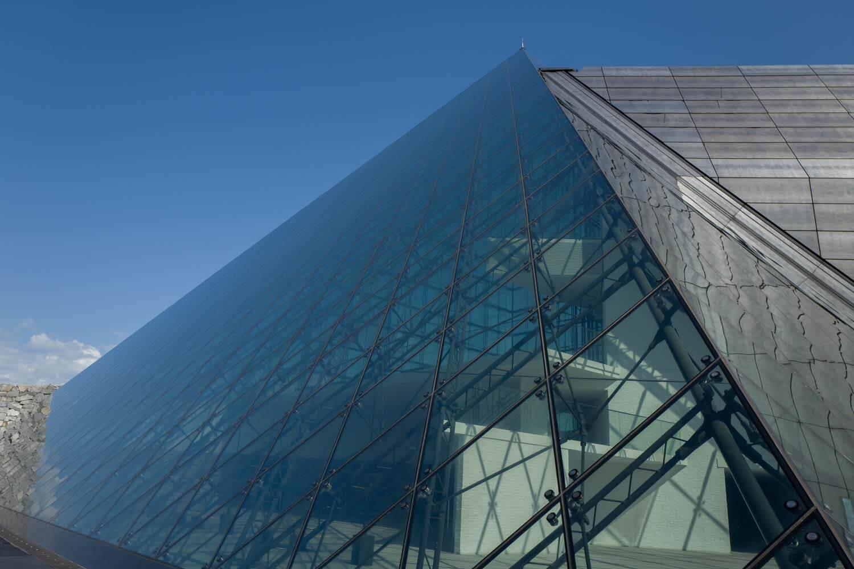 モエレ沼公園 ガラスのピラミッド3