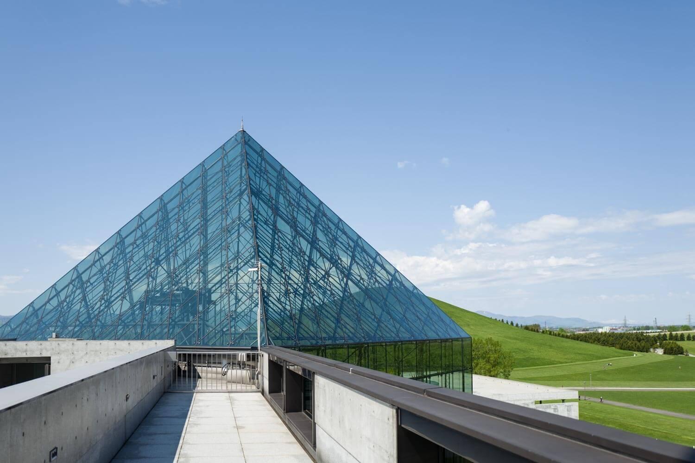 モエレ沼公園 ガラスのピラミッド20