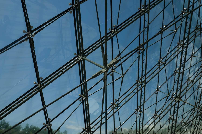 モエレ沼公園 ガラスのピラミッド25