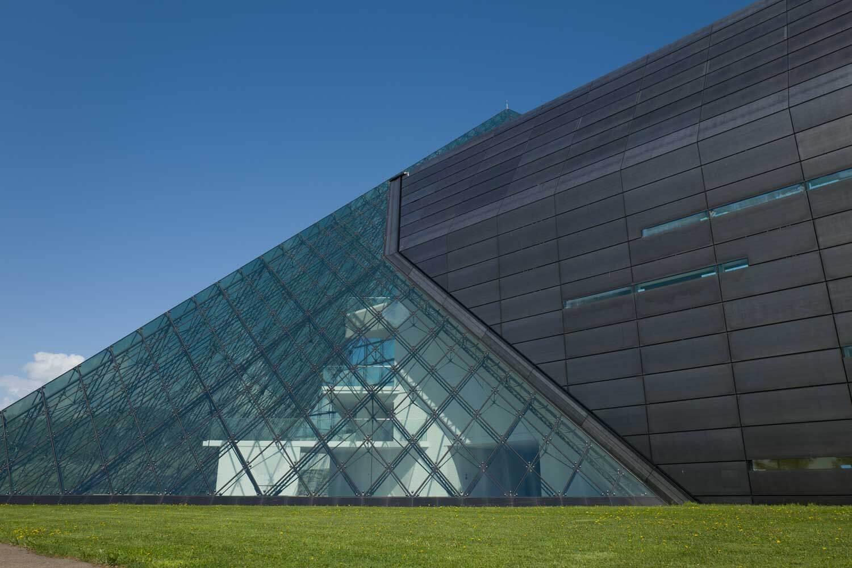 モエレ沼公園 ガラスのピラミッド4