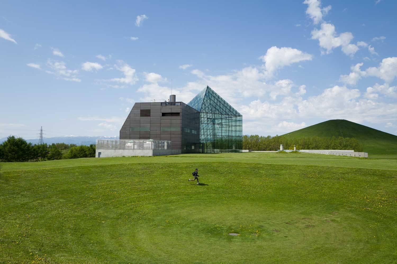 モエレ沼公園 ガラスのピラミッド35