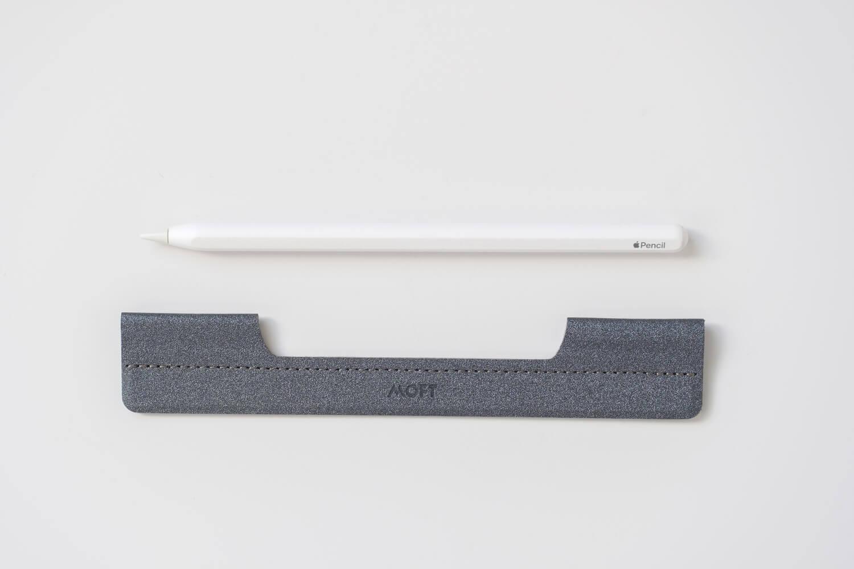 Apple pencil用のホルダーもあります