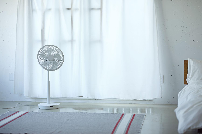 シロカ DC 扇風機 SF-V151 ポチ扇のイメージ画像