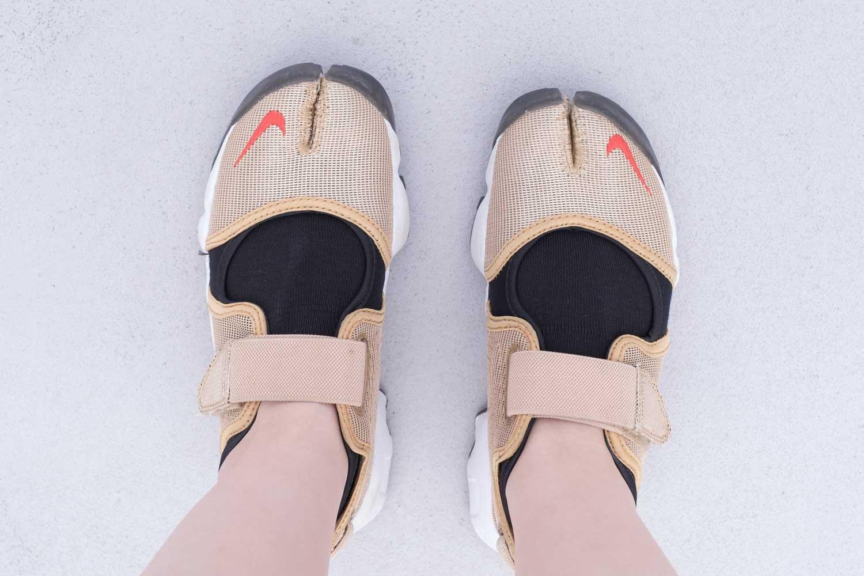 靴下屋の無地足袋深履きカバーソックス 011110134×エアリフト