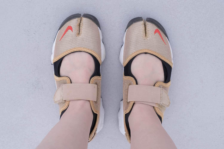 靴下屋の【極浅】足袋カバーソックス 011110126 × エアリフト