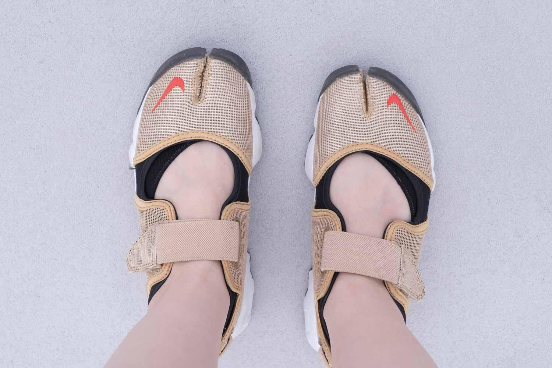 靴下屋のデオドラント足袋カバーソックス 011110185×エアリフト