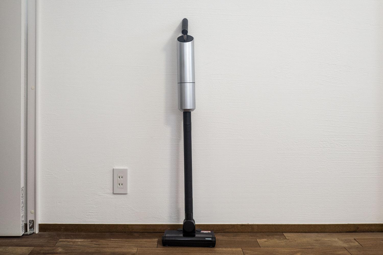 ツインバード スティック掃除機 tc-e261-8