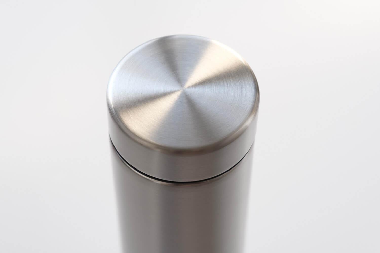 タイガー魔法瓶  ステンレスミニボトル サハラマグ 0.3L 東急ハンズ限定カラーのフタ部分