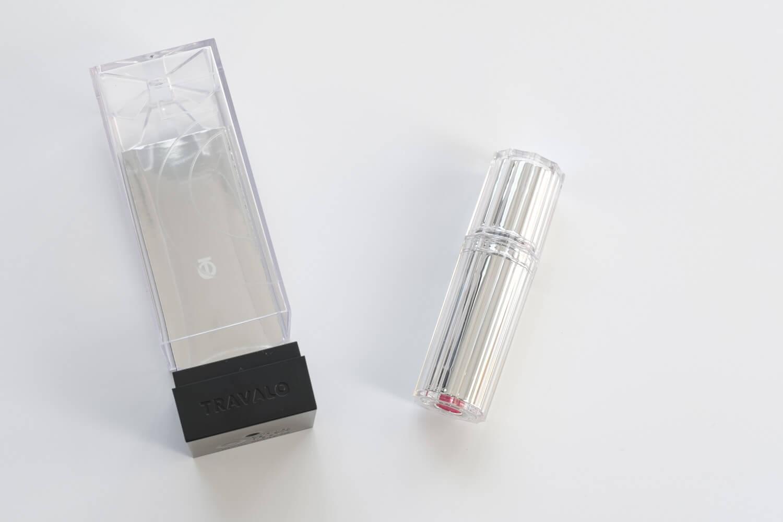 TRAVALO(トラヴァーロ)の香水アトマイザー ビジューの箱と本体