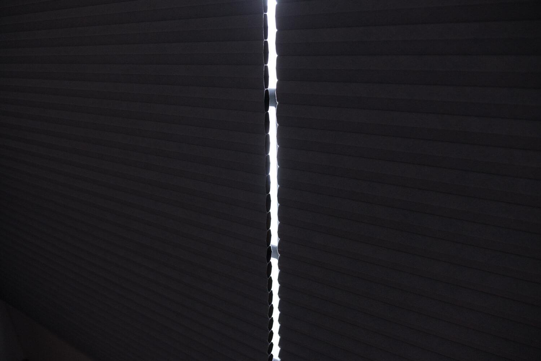 イケア TRIPPEVALS(トリッペヴァルス)の遮光性能