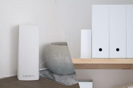 【レビュー】簡単に設置できてデザインもいい!LINKSYS VELOP メッシュWi-Fiで家中快適になりました【PR】