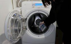 洗濯機の洗濯槽クリーナーは塩素系?酸素系?わたしはメーカー推奨品のパナソニックの塩素系(N-W2)を使っています
