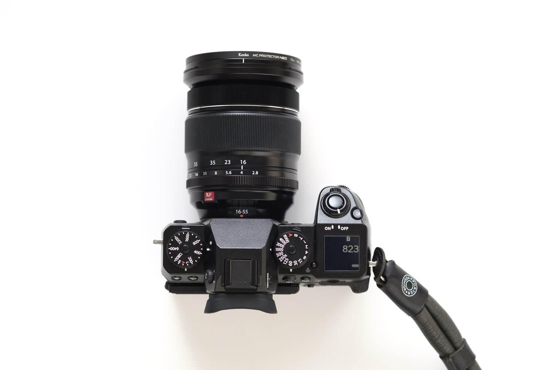 富士フイルム X-H1とXF16-55mmの組み合わせはブログ用