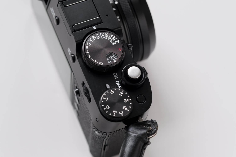 マップカメラ 真鍮レリーズボタン クライネ