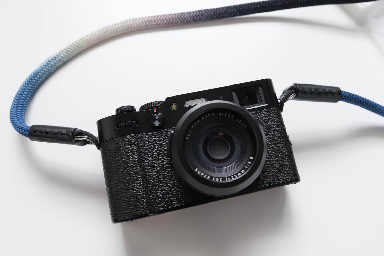 NiSi UHD UVフィルター X100シリーズ用を取り付けたところ2