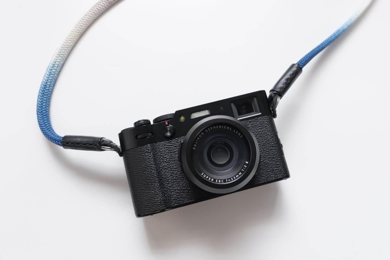 NiSi UHD UVフィルター X100シリーズ用を取り付けたところ