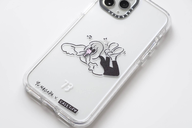 【レビュー】Yu Nagaba×CASETiFYコラボのiPhoneケースはイラストと文字をカスタムできる!